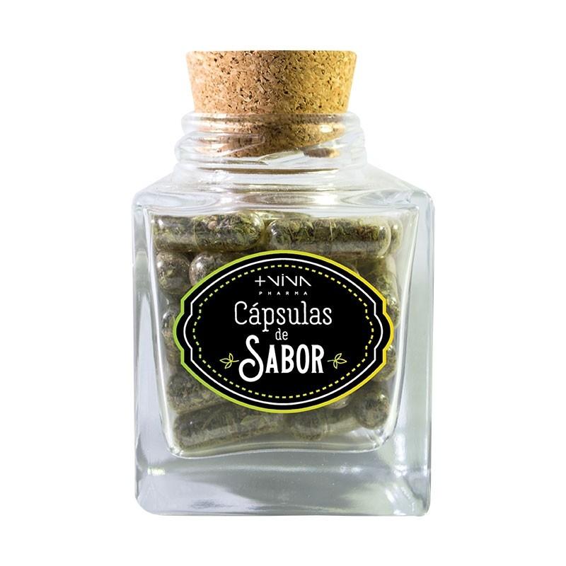 Cápsulas de Sabor - Orégano (50 cápsulas)