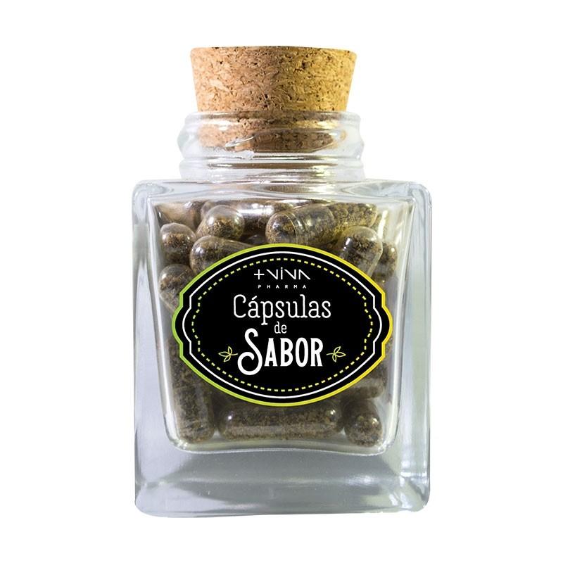 Cápsulas de Sabor - Pimenta do Reino (50 cápsulas)