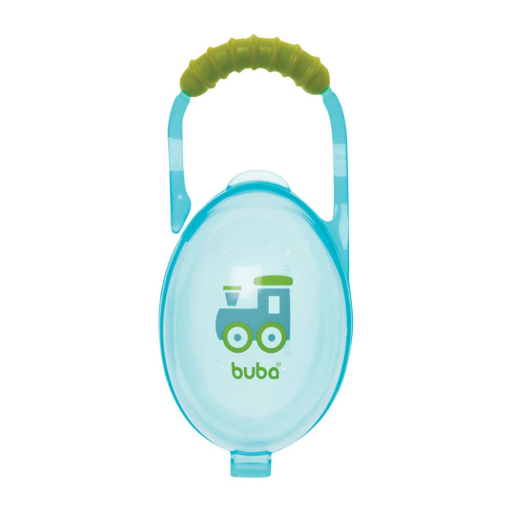 Case para Chupeta Azul - Buba