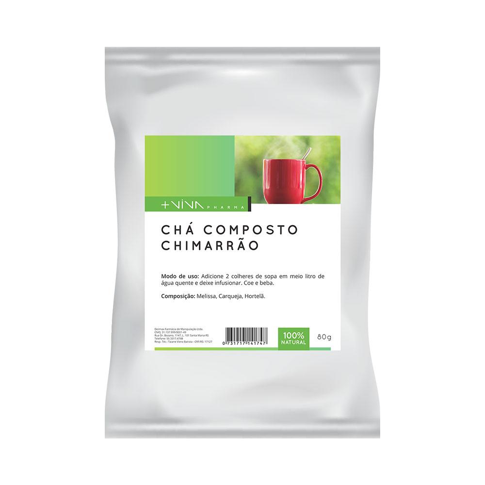 Chá Composto Chimarrão 80g