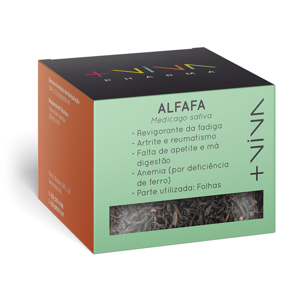Chá de Alfafa 20g