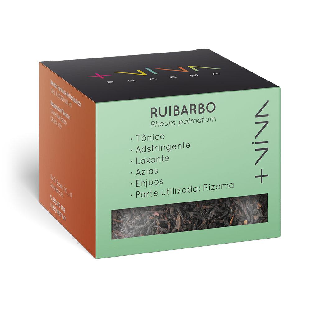 Chá de Ruibarbo 20g