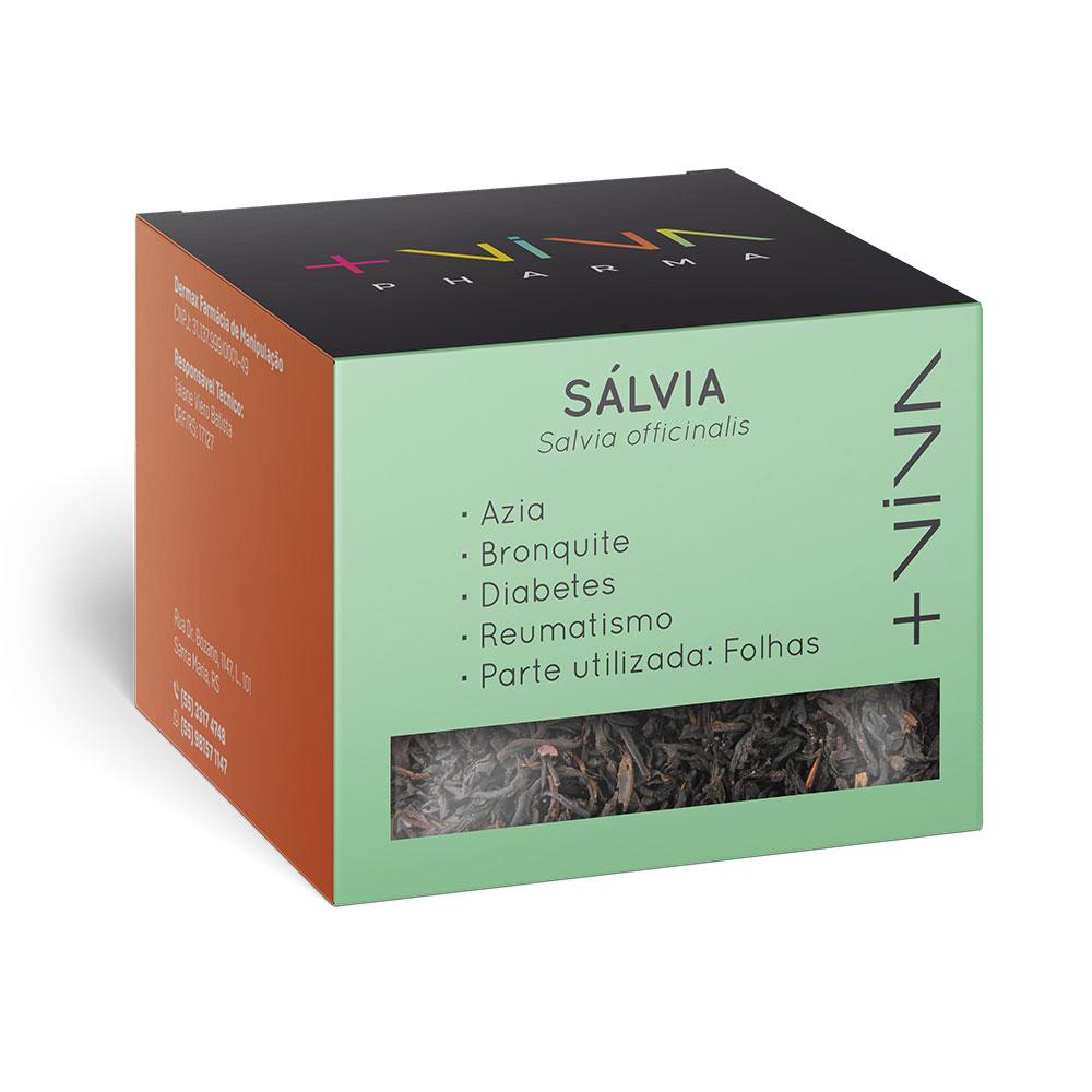 Chá de Sálvia 20g