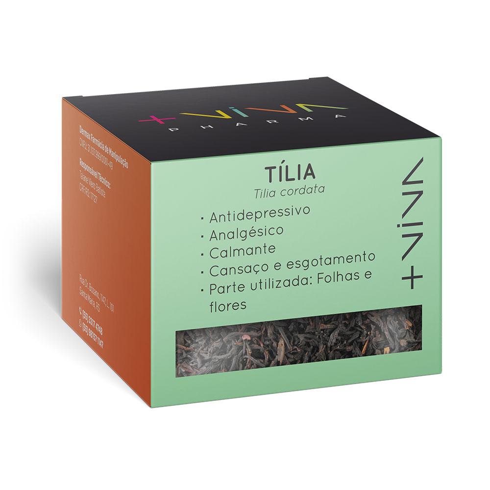 Chá de Tília 20g