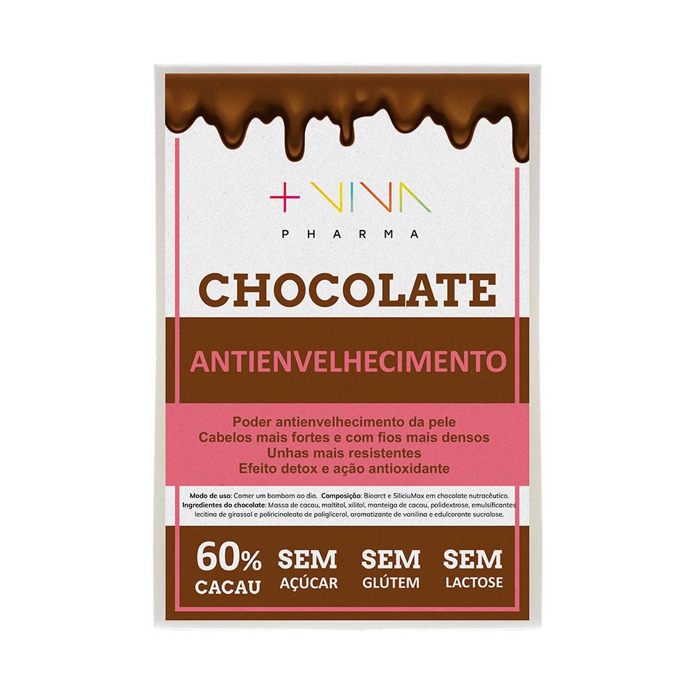 Chocolate Antienvelhecimento