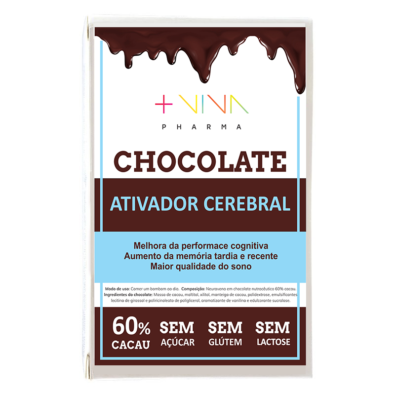 Chocolate Ativador Cerebral