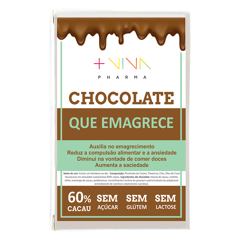 Chocolate que Emagrece