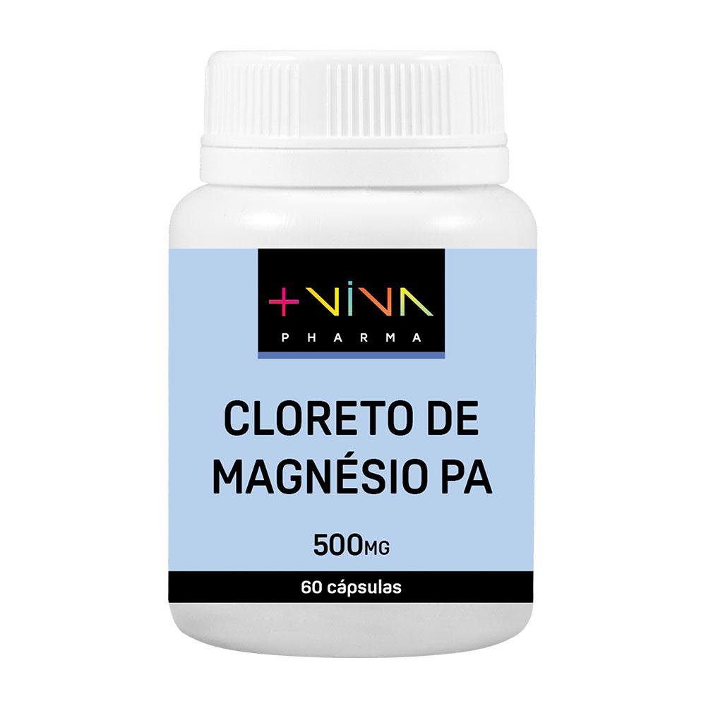 Cloreto de Magnésio PA 500mg