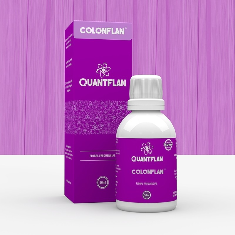 COLONFLAN® Floral Frequencial (Quantflan)