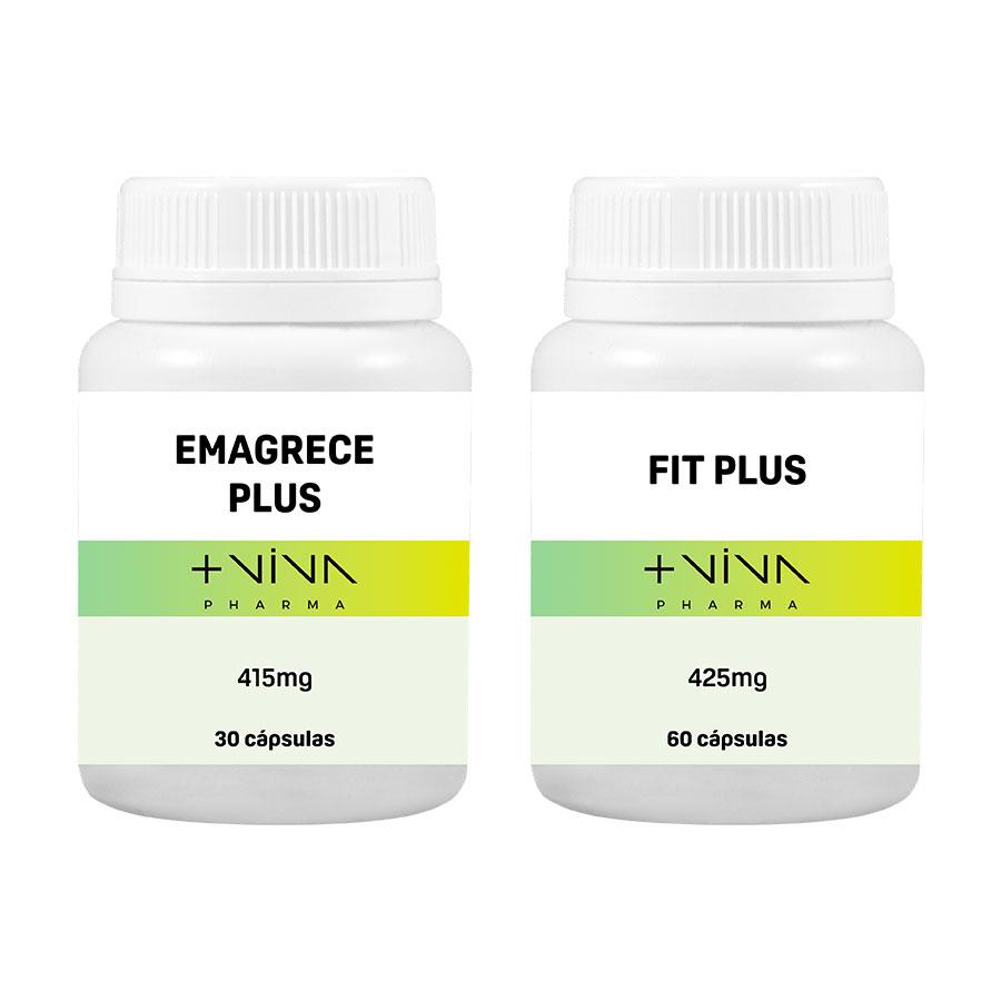 COMBO | Emagrece Plus + Fit Plus