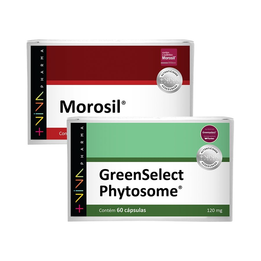 COMBO | GreenSelect® + Morosil 500mg®