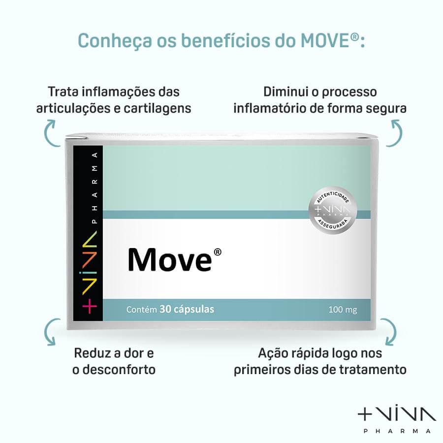 COMBO | UC II® 40mg + Move® 100mg