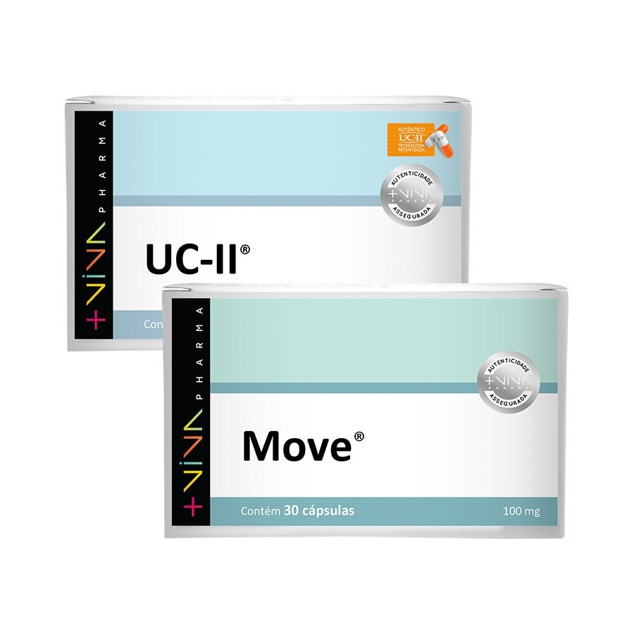 COMBO | UC II® 40mg + Move® 100mg