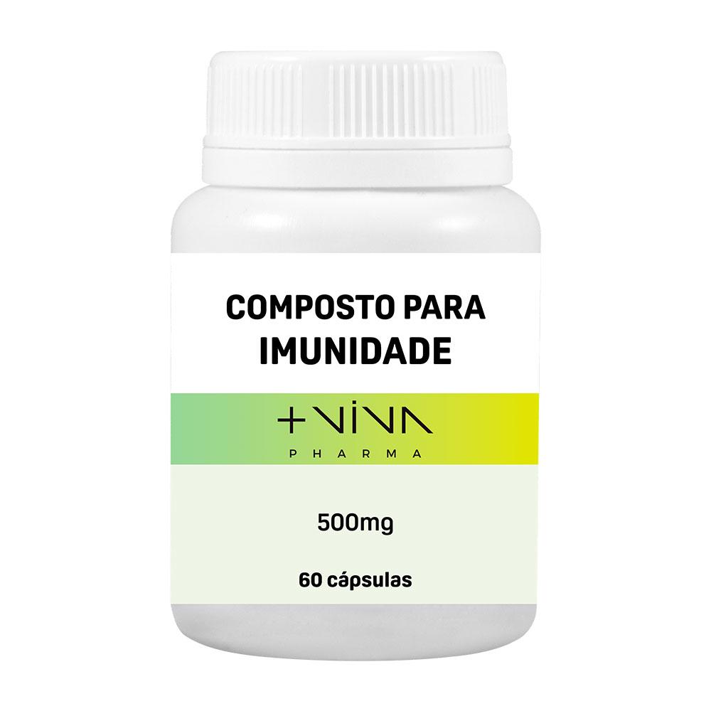 Composto para Imunidade 500mg