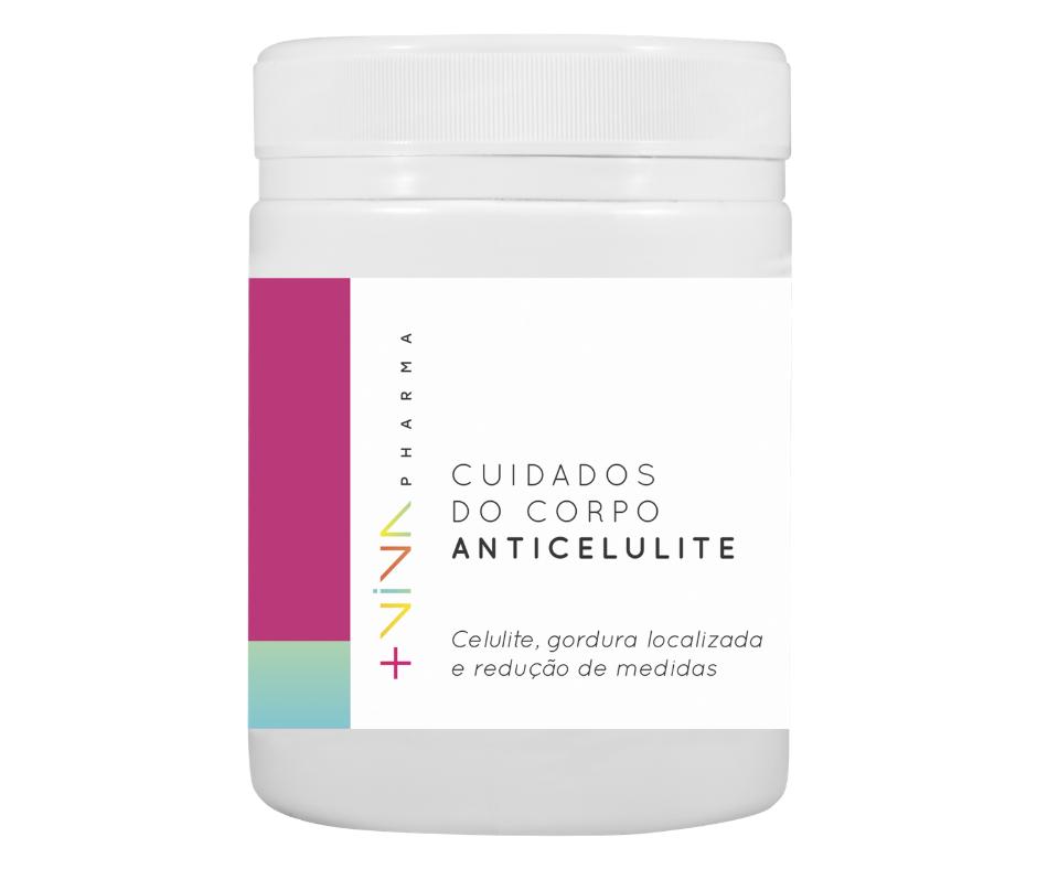Creme Anticelulite 500g