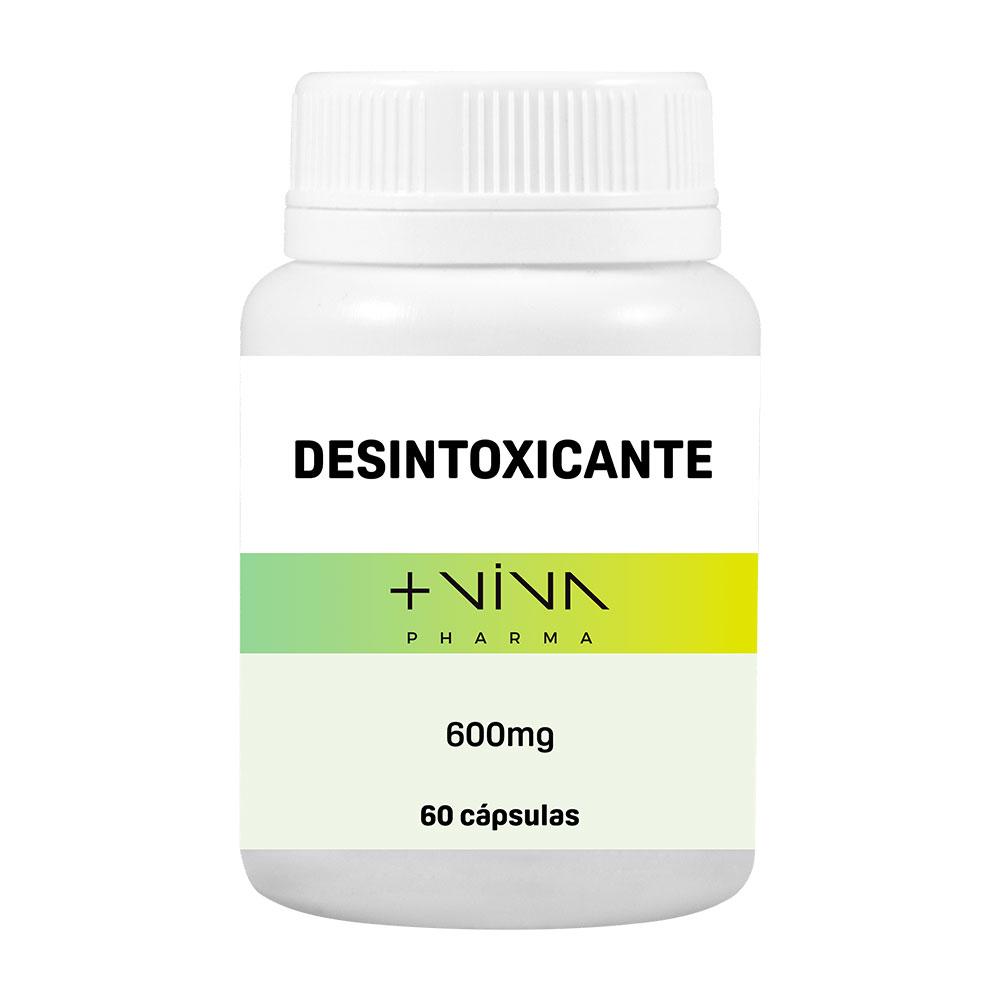 Desintoxicante 600mg