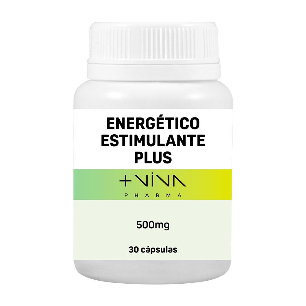 Energético Estimulante Plus 500mg