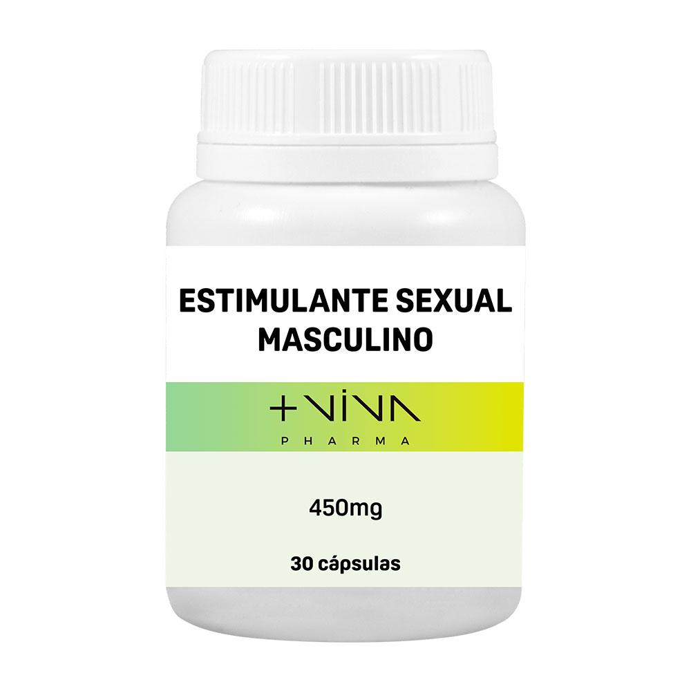 Estimulante Sexual Masculino