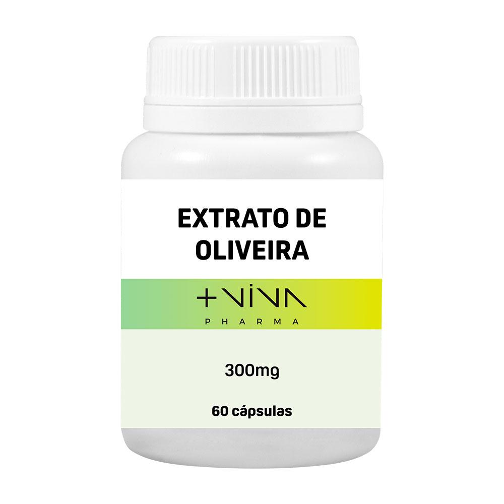 Extrato de Oliveira 300mg