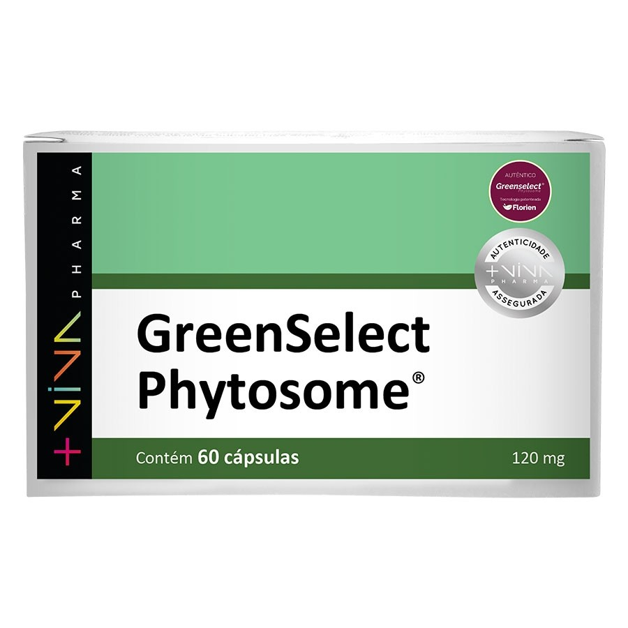 GreenSelect Phytosome® 120mg 60 Cápsulas