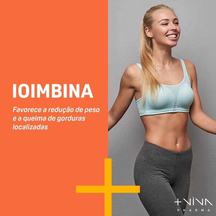 Ioimbina 5mg