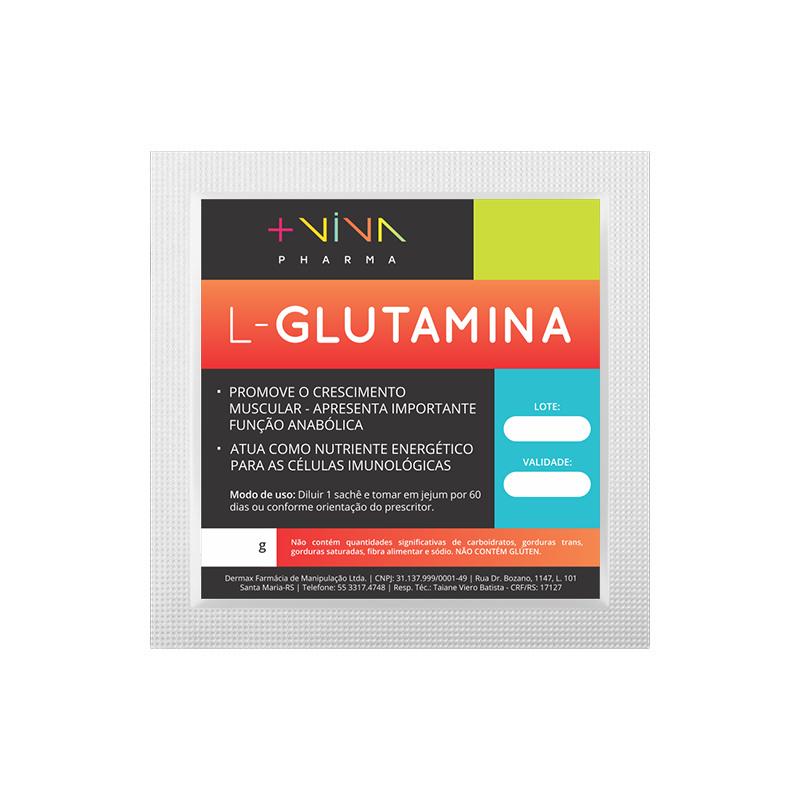 L-Glutamina 5g