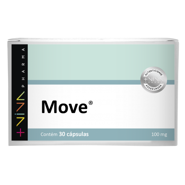 Move® 100mg 30 Cápsulas