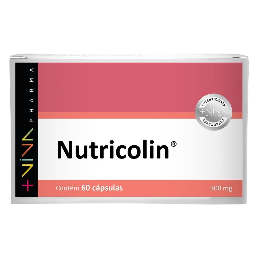 Nutricolin 300mg  60 Cápsulas