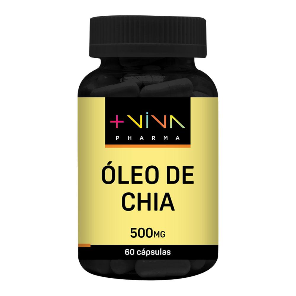 Óleo de Chia 500mg