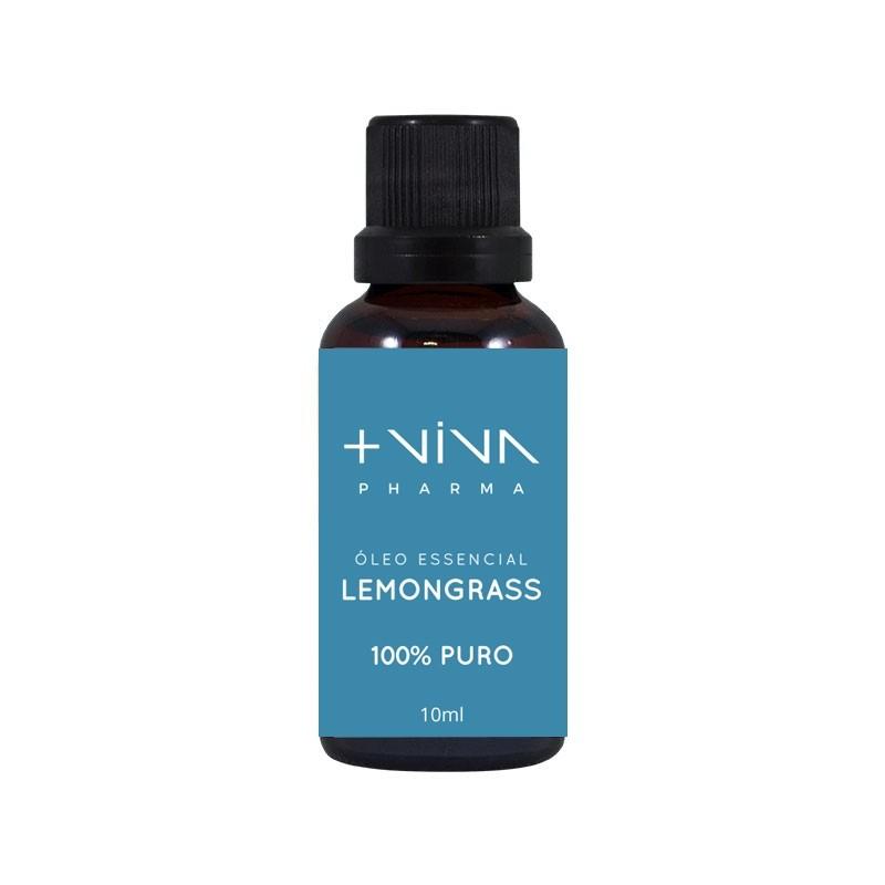 Óleo Essencial de Lemongrass 10ml