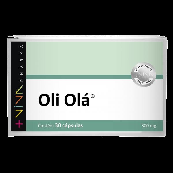 Oli Olá® 300mg 30 Cápsulas