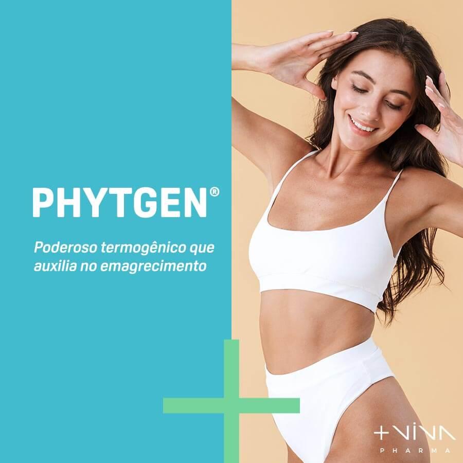 Phytgen 200mg 30 Cápsulas (3 Unidades)