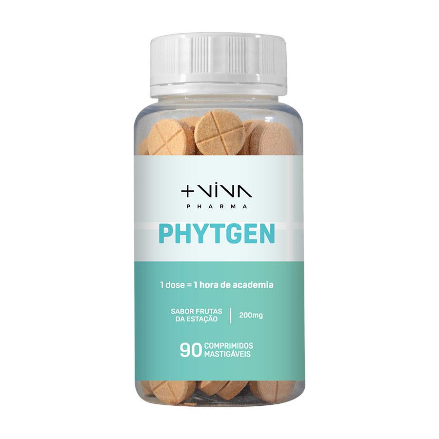 Phytgen 200mg 90 comprimidos mastigáveis