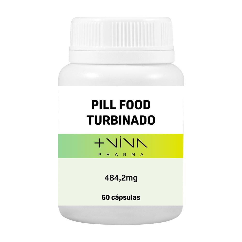 Pill Food Turbinado