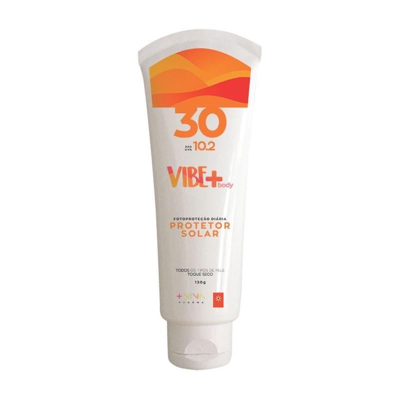 Protetor Solar Vibe+Body FPS 30