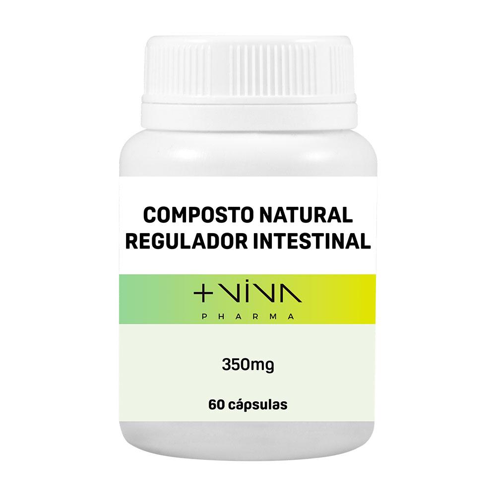 Regulador Intestinal 350mg