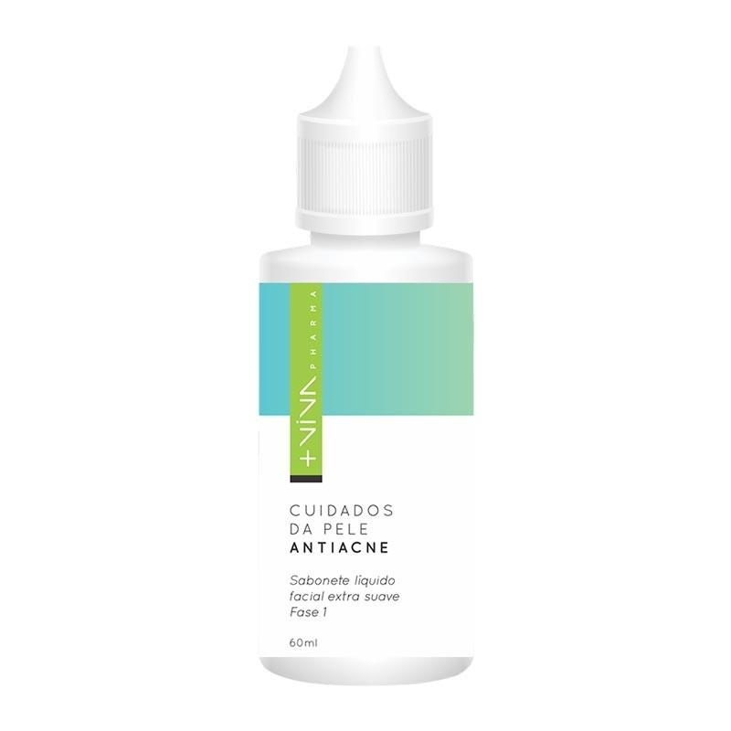 Sabonete Liquido Facial Extra Suave Fase 1
