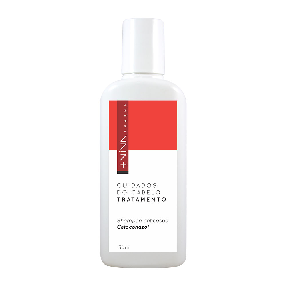 Shampoo anticaspa Cetoconazol