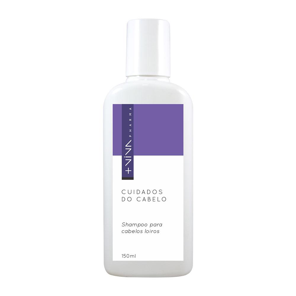 Shampoo para Cabelos Loiros