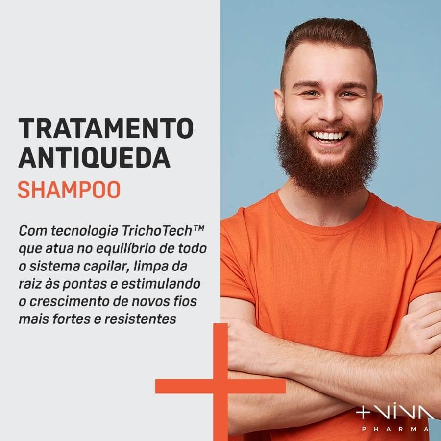 Shampoo Tratamento Antiqueda