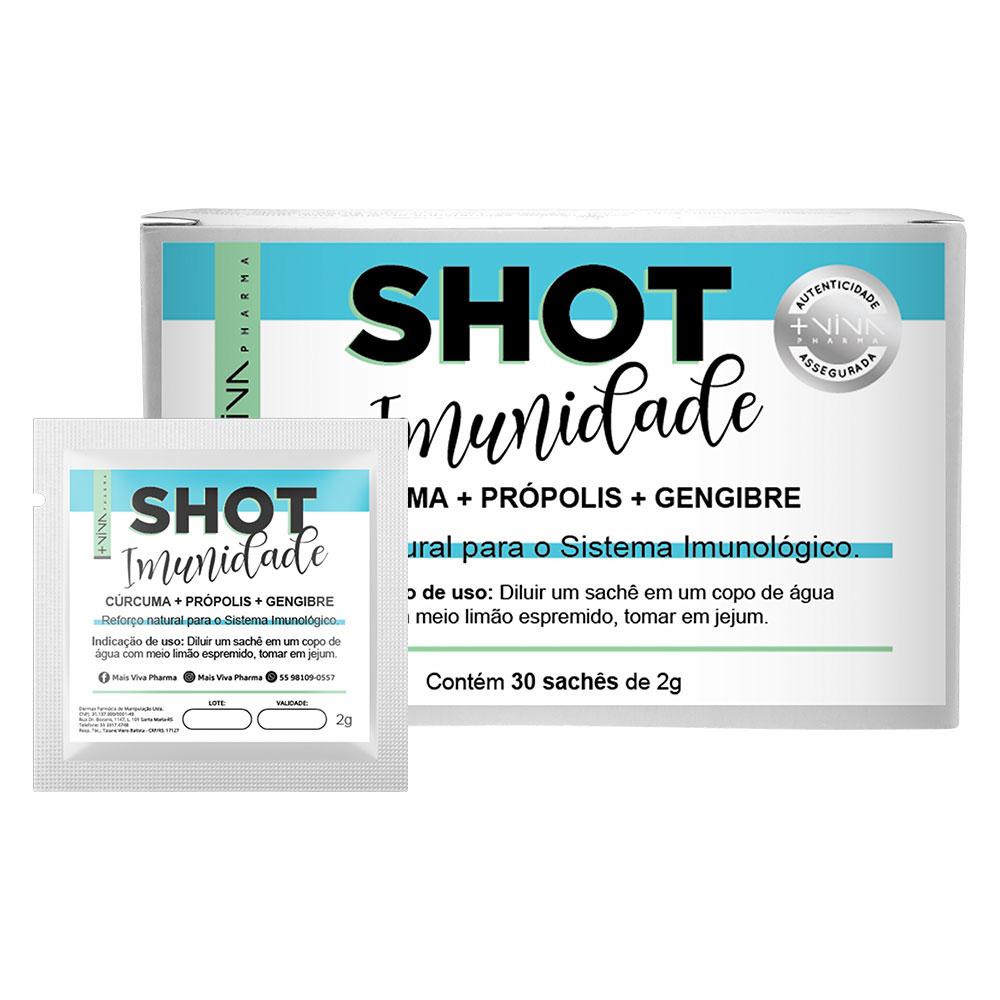 Shot Imunidade