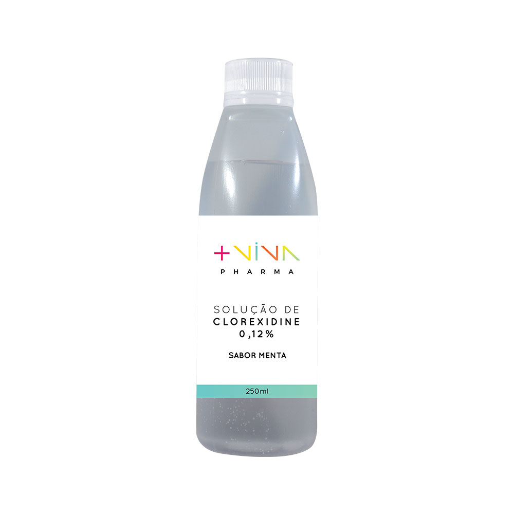 Sol. Clorexidine 0,12% 250ml