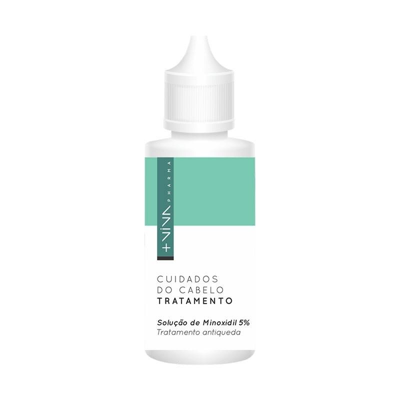 Solução de Minoxidil 5% 50ml