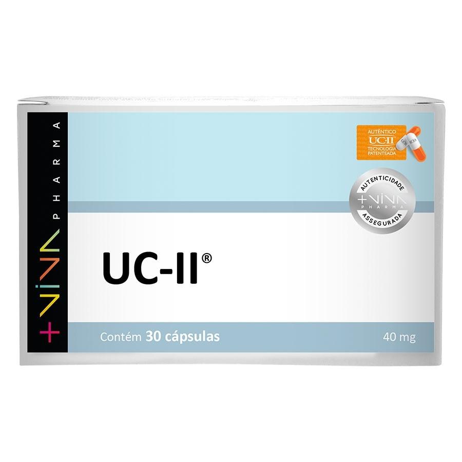UC II® 40mg  30 Cápsulas