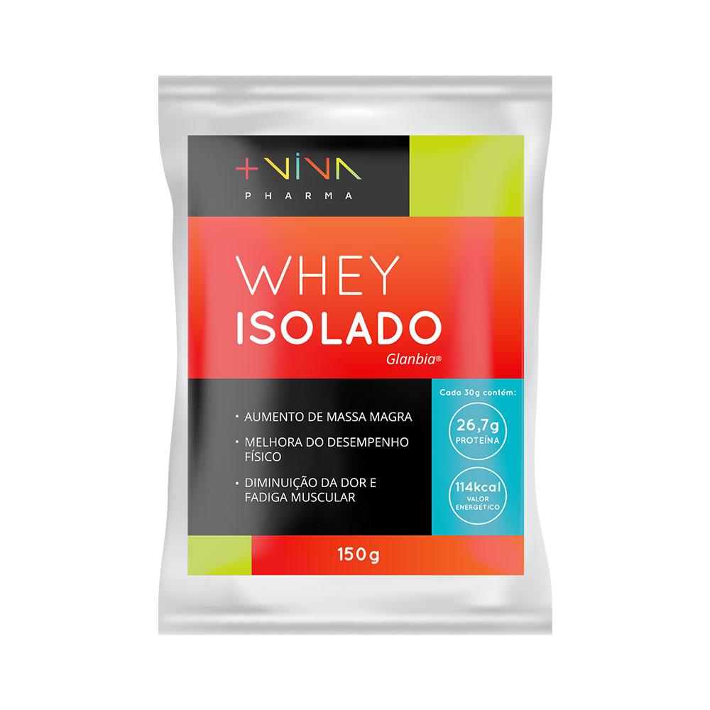 Whey Isolado Sem sabor com Xilitol 150g