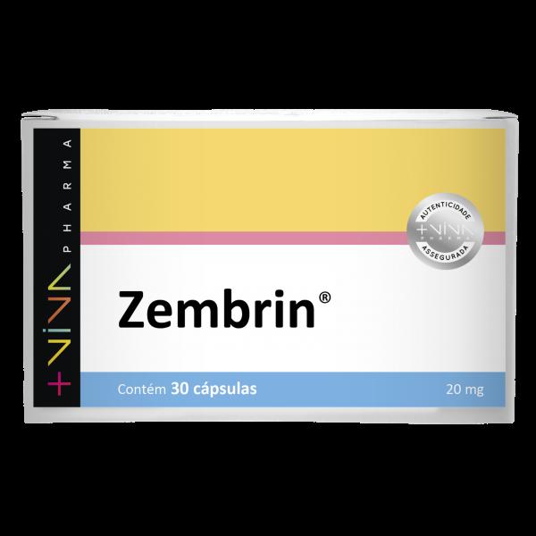 Zembrin 30 Cápsulas 20mg