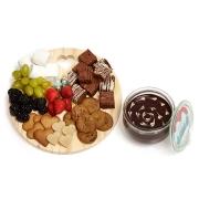 CHOCOLATE FONDUE & SWEET TREATS