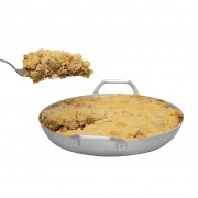 GREEN APPLE CRUMBLE SKILLET