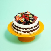 FRESH BERRIES PAVLOVA