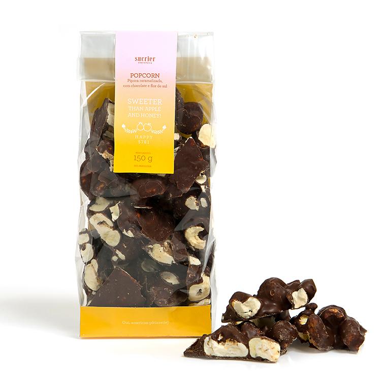 CARAMEL CHOCOLAT POPCORN
